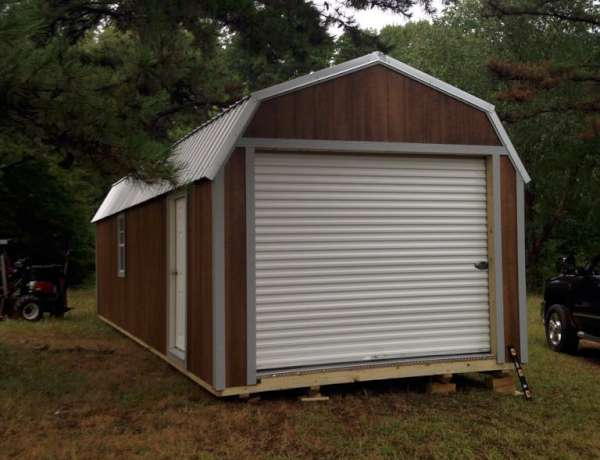 Smart Shed Portable Storage Buildings, Cabins and Garden Sheds